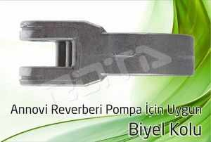 ar pompa biyel kolu 3 300x202 - Annovi Reverberi AR Pump Connecting Rod