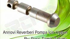 Annovi Reverberi AR Pompa – Bypass Tamir Takımı