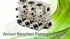 Annovi Reverberi AR Pompa – Ön Blok