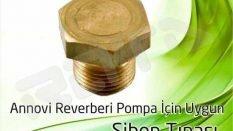 Annovi Reverberi AR Pompa – Sibop Tıpası