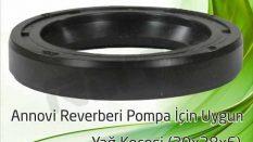 Annovi Reverberi AR Pompa – Yağ Keçesi