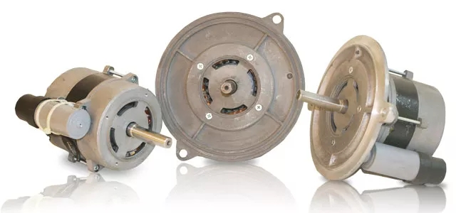 brulor motorlar - Fan Motoru