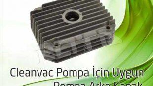 Cleanvac Pompa – Arka Kapak