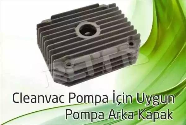cleanvac pompa arka kapak