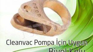 Cleanvac Pompa – Biyel Kolu
