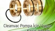 Cleanvac Pompa – Keçe Yatağı
