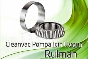cleanvac-pompa-rulman