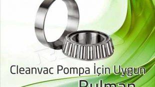 Cleanvac Pompa – Rulman