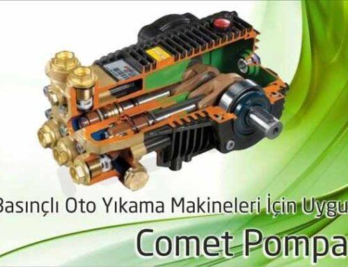 Comet Servisi