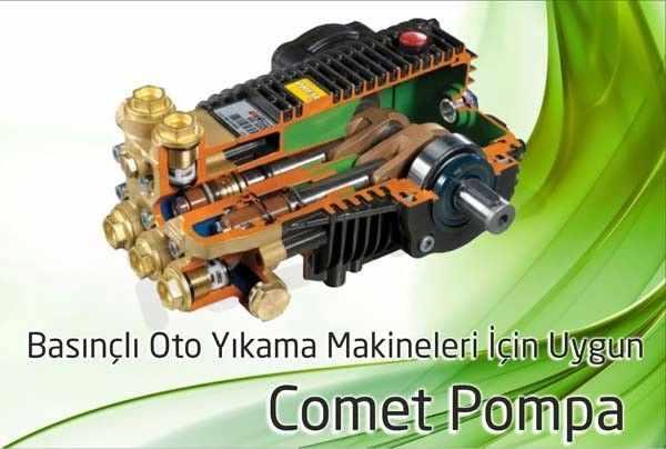 comet pompa 2