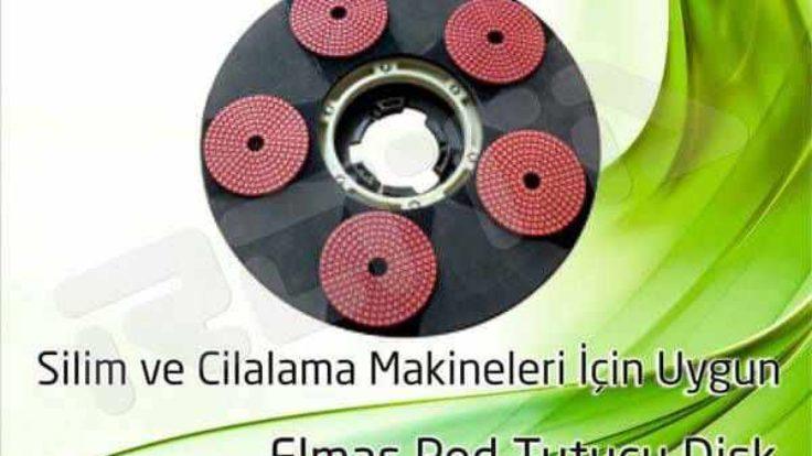 Elmas Ped Tutucu Disk
