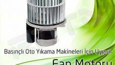 Fan Motoru