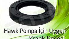 Hawk Pompa – Krank Keçesi