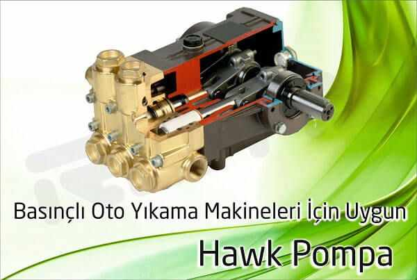 hawk pompa