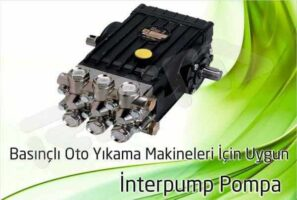 İnterpump Pompa