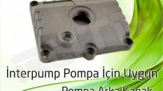 İnterpump Pompa – Arka Kapak