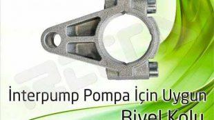 İnterpump Pompa – Biyel Kolu