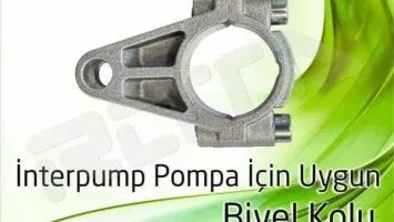 İnterpump Pompa – Biyel Kolu