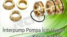 İnterpump Pompa – Keçe Yatağı