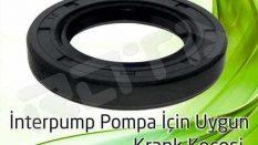 İnterpump Pompa – Krank Keçesi