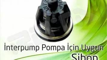 İnterpump Pompa – Sibop
