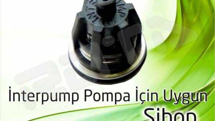 İnterpump Pompa – Sibop