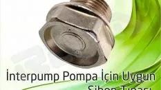 İnterpump Pompa – Sibop Tıpası