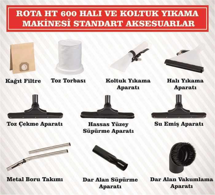 rota-ht600-hali-ve-koltuk-yikama-makinesi-standart-aksesuarlar