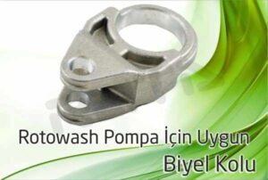 rotowash pompa biyel kolu 4 300x202 - Rotowash Pompa - Biyel Kolu