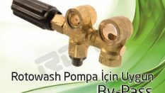 Rotowash Pompa – Bypass