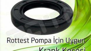 Rottest Pompa – Krank Keçesi