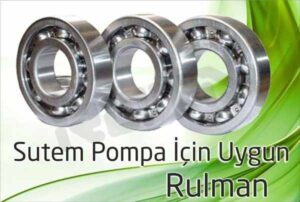 sutem pompa rulman 300x202 - Sutem Pompa - Rulman