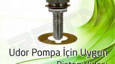 Udor Pompa – Piston Vidası