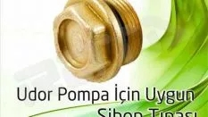 Udor Pompa – Sibop Tıpası