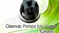 Cleanvac Pompa – Sibop