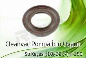 cleanvac pompa su kecesi 1 300x202 - Cleanvac Pompa - Su Keçesi