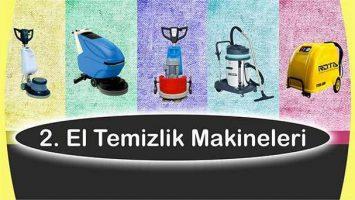 2. El Temizlik Makineleri