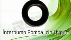 İnterpump Pompa – Basınç Keçesi
