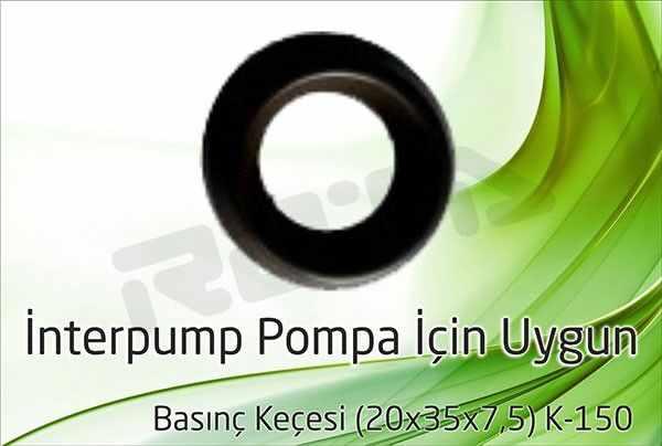 interpump pompa basinc kecesi