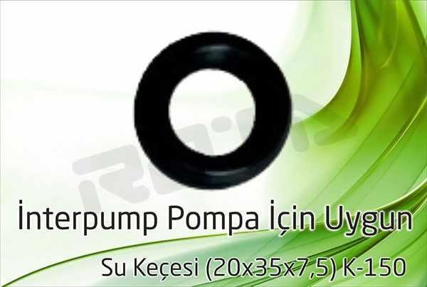 interpump pompa su kecesi