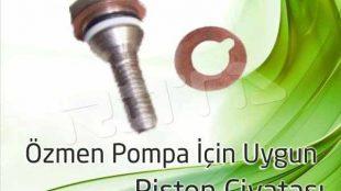 Özmen Pompa – Piston Civatası