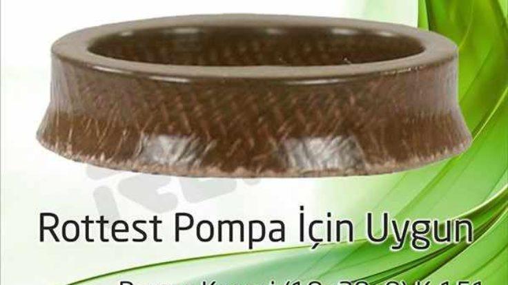 Rottest Pompa – Basınç Keçesi