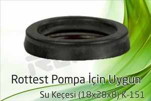 rottest pompa su kecesi 1 300x202 - Rottest Pompa - Su Keçesi