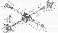 Hawk Pompa Teknik Şeması