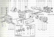 Özmen Pompa Teknik Şeması