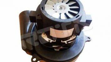 230V1100W Tek Fanlı Hortum Çıkışlı Egsozlu Süpürge Motoru
