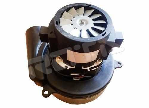 230v1100w tek fanli egsozlu hortum cikisli supurge motoru