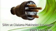 380 Volt Fiş