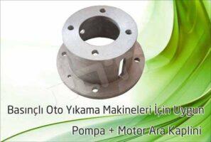 Pompa + Motor Ara Kaplini