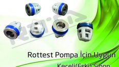 Rottest Pompa Keçeli(Eski) Sibop